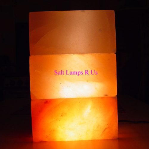 Salt Crystal Block Saltlamps-R-Us