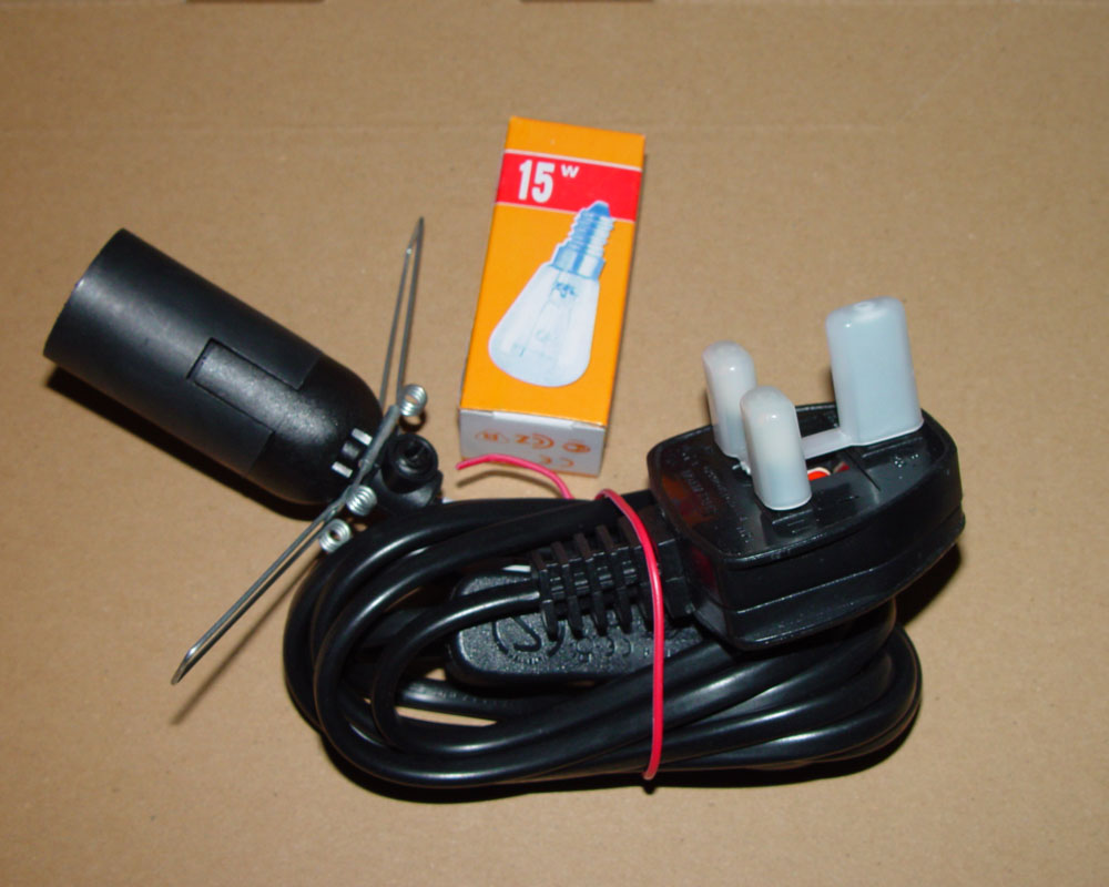Rock Salt Lamp Leads And Replacement Cable Fitting Uk 3pin Plug Electrical Wiring